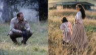 David Harbour in 'Westworld' & Thandie Newton in 'Westworld'