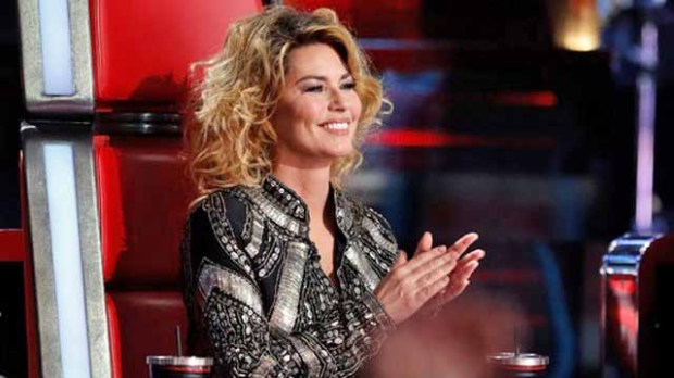 The Voice Top 12 Shania Twain
