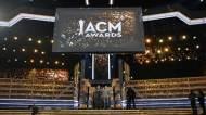 ACM Awards rehearsal