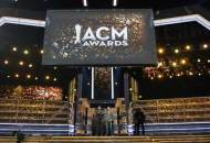 ACM Awards rehearsal