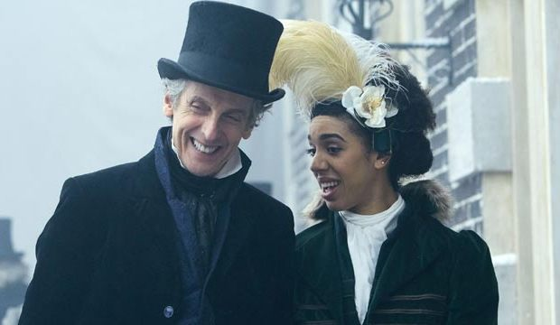 peter capaldi pearl mackie doctor who thin ice