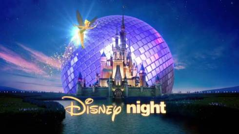 dancing with the stars disney night dwts