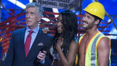 normani kordei dancing with the stars val chmerkovskiy dwts