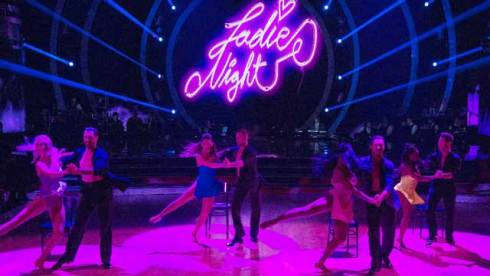team girl group dancing with the stars dwts
