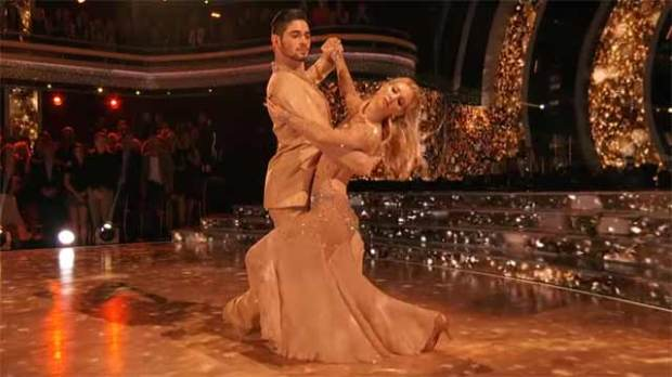 heather morris dancing with the stars week 3 dwts
