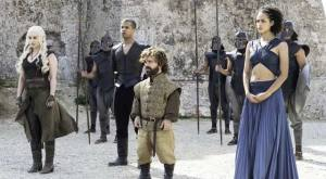 'Game Of Thrones' HBO Top 10 Drama Emmy Winners
