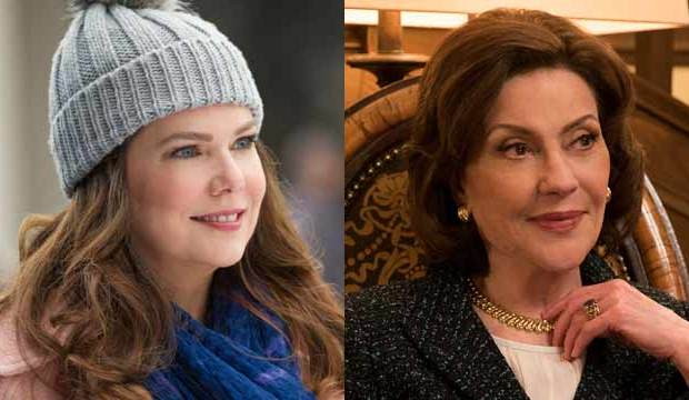 lauren graham kelly bishop gilmore girls a year in the life
