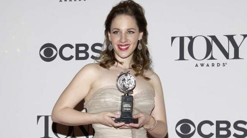 jessie mueller tony awards 2014