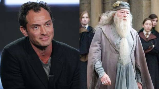 jude law dumbledore fantastic beasts and where to find them 2