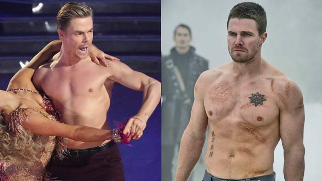 'American Ninja Warrior': New celebrity edition will feature Derek Hough, Stephen Amell and more