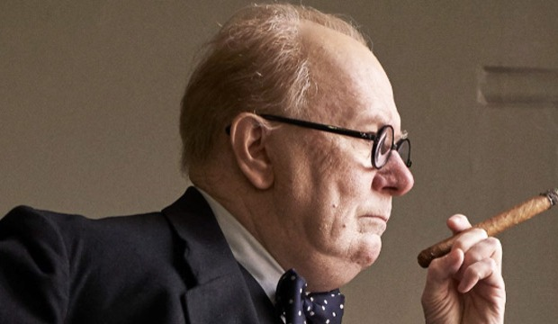 Gary Oldman Actors Who Played Prime Minister Winston Churchill