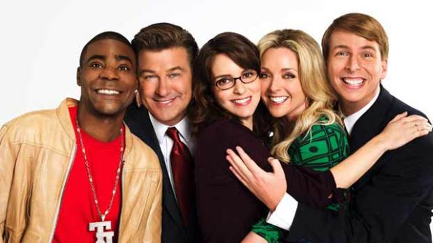 emmy comedy series 30 rock tina fey