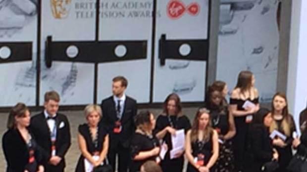 BAFTA-TV-Awards-Red-Carpet