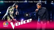 hris-Blue-Usher-The-Voice-Everybody-Hurts