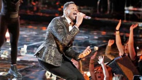 The Voice Top 10 Chris Blue