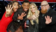 The Voice Top 4 Finale