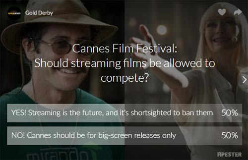 cannes streaming movies poll results