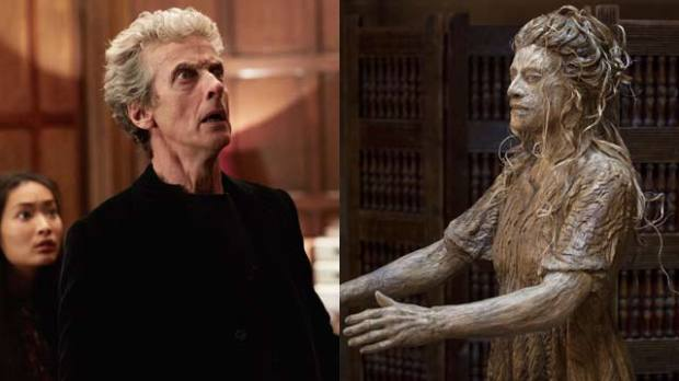 peter capaldi doctor who knock knock