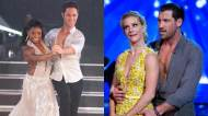 simone biles heather morris dancing with the stars dwts
