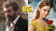 hugh jackman logan emma watson beauty and the beast