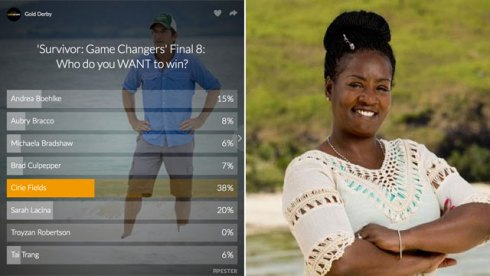 survivor-34-cirie-fields-poll-results