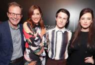13 Reasons Why Tom McCarthy Kate Walsh Katherine Langford Dylan Minnette