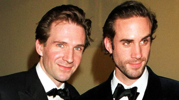 The Fiennes Brothers