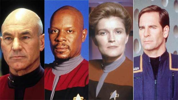 'Star Trek' Television Franchise