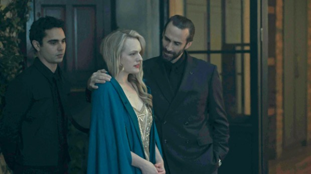 The Handmaid's Tale Joseph Fiennes The Fiennes Brothers: Top 12 Roles