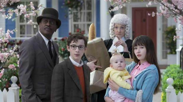 a series of unfortunate events cast