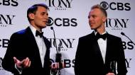 benj pasek justin paul tony awards 2017 dear evan hansen