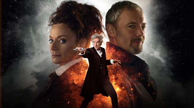 peter capaldi doctor who michelle gomez john simm