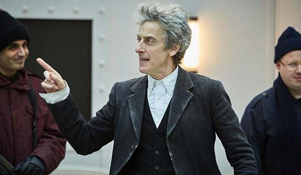 peter capaldi doctor who the lie of the land