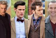 doctor who the best doctor of all time peter capaldi david tennant matt smith christopher eccleston