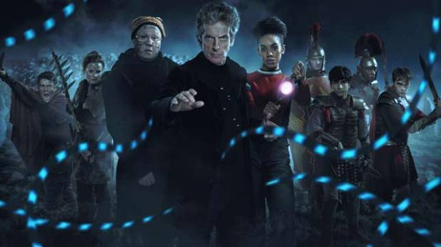 doctor who the eaters of light peter capaldi pearl mackie matt lucas