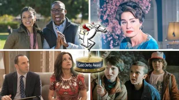 Gold Derby TV Awards 2017