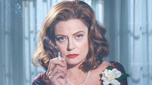 susan sarandon feud bette and joan