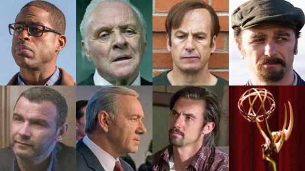 2017 Emmys Drama Actor