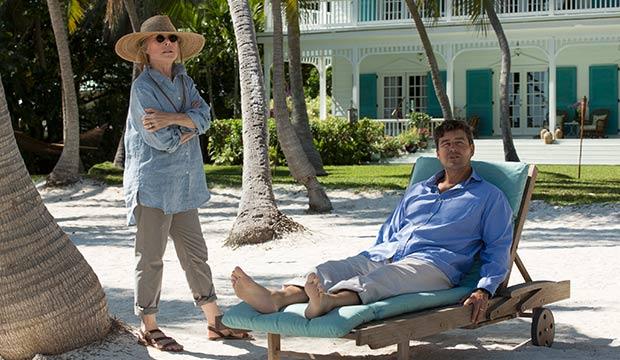 Sissy Spacek & Kyle Chandler in 'Bloodline'