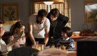 Natalia Dyer, Matt Duffer, Ross Duffer and Finn Wolfhard for 'Stranger Things'