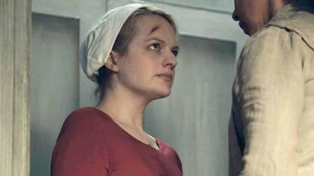 Elisabeth Moss on The Handmaid's Tale