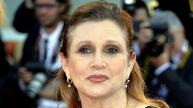 Carrie Fisher, 'Catastrophe'