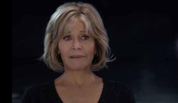 Jane Fonda on Grace and Frankie