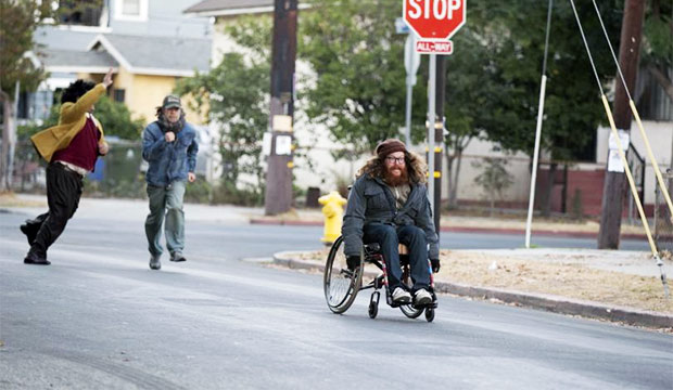 William H. Macy & Zack Pearlman in 'Shameless'