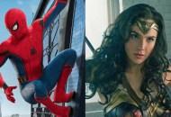 Spider Man Wonder Woman