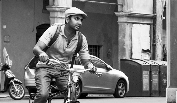 Aziz Ansari in 'Master of None'
