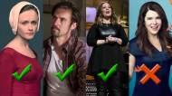 emmy nominations 2017 alexis bledel milo ventimiglia melissa mccarthy lauren graham