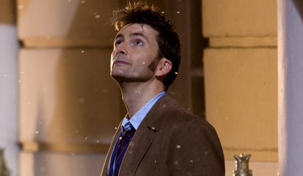 Doctor Who': David Tennant is Best Doctor of All Time - GoldDerby