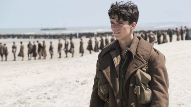 oscar-best-picture-war-movies dunkirk