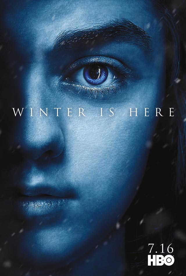 Game Of Thrones Season 7 Character Posters Goldderby